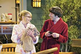 Big Bang Theory Fun With Flags Episode The Story Behind That Major Secret On The Big Bang Theory U0027s