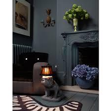 abigail ahern bulldog lamp home office pinterest lamp table