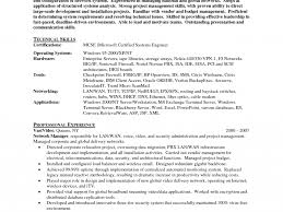 Unix Developer Resume 100 Linux Skills Resume Citrix Administration Sample Resume