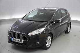 used ford fiesta zetec 2014 cars for sale motors co uk