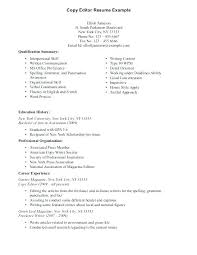 copy editor resume editor resume template copy sle foxy editing for format