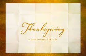 thanksgiving giving thanks for god theological matters