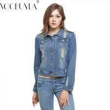 light wash denim jacket womens voobuyla brand plus size 5xl 6xl autumn oversize denim jacket women