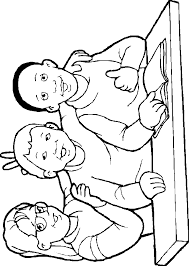friends coloring sheets coloring