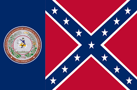 Dixi Flag File Flag Of The President Of The Confederate States Svg