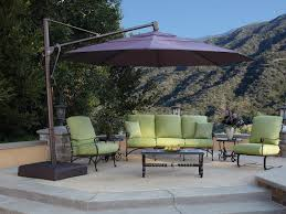 Custom Patio Furniture Covers - 13 u0027 octagon cantilever umbrella akz13 dwv patio productions