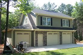 Three Car Garage With Apartment Plans Garage Affordable Garage Apartments Design Prefab Garage