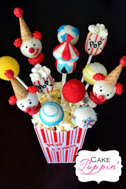 best 25 circus cake pops ideas on pinterest carnival snacks