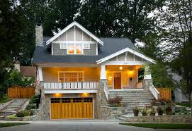 new craftsman house plans exterior elements and craftsman bungalows were built for