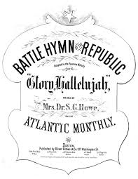 battle hymn of the republic wikipedia
