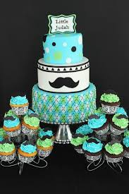 baby shower mustache theme a mustache themed baby shower cake for a to be sweet