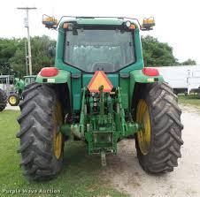 2002 john deere 6420 mfwd tractor item da2749 sold july