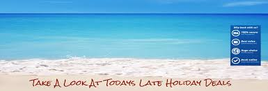 late deals lateholidaydea