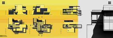 floor plan study visualizing architecture