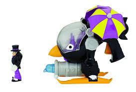 amazon com fisher price imaginext dc super friends the penguin