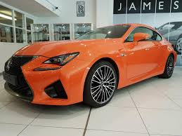 lexus rc f price uk used 2016 lexus rc u0027f u0027 5 0i 470 bhp v8 automatic for sale in