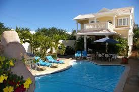 chambre a louer flic en flac flic en flac villa luxe 5 ch piscine privee cascade wifi