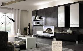 Extraordinary  Black And White Living Room Design Design - Black and white living room design ideas