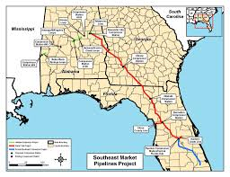 Georgia River Map Gwc Dd 9 Sabal Trail Pipeline Threatens Withlacoochee River And