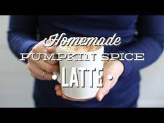 how to make homemade pumpkin spice latte youtube keurig b79