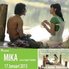 Sinopsis Film Mika Malaikatku | resensi film mika arimansyah68