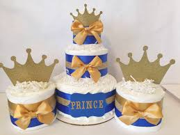 prince baby shower decorations prince baby shower party package in royal blue and gold prince