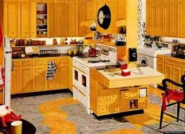 yellow kitchens antique yellow kitchen 53 best 1950s kitchen yellow images on memories