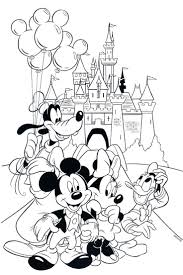 snow white dwarfs coloring pages free land snow