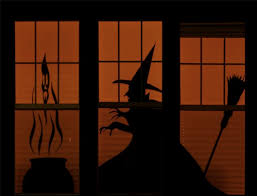 24 best halloween window silhouettes images on pinterest