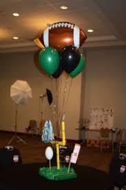 Football Centerpieces Football Centerpiece Bama Balloons Flickr