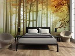 mural forest sunset autumn 2 walldesign56 wall decals murals mural forest sunset autumn 2