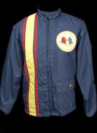 corvette racing jacket cool vintage stuff 1970 s chevy corvette racing jacket m