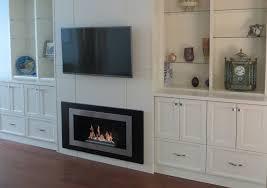 ethanol wall fireplace ignis magnum wall mount bio ethanol
