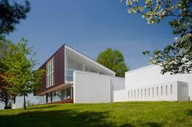 100 slanted roof house pitched roof inhabitat green design