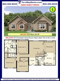ranch modular home floor plans manufactured homes floor plans prices unique generation ranch