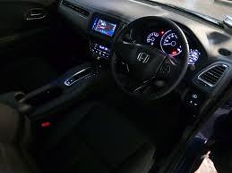 Honda Vezel Interior Pics Rent A Honda Vezel By Aka Car Rental