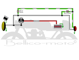 bellico moto u003e wiring diagrams