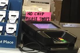 Credit Card For New Business With No Credit Still Swiping Your Chip Credit Card