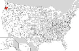 Outline Map Of The United States by Portland Metropolitan Area Wikipedia