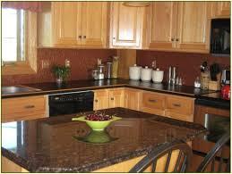 white high gloss finish wooden cabinet granite kitchen countertop