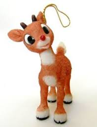 rudolph the nosed reindeer ornaments carlton cards heirloom