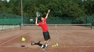 tennis serve technique u2013 7 steps to correct serve feel tennis