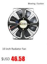 10 inch radiator fan universal 10 inch radiator fan 12v 24v slim radiator electric