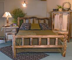 Rustic Bedroom Furniture Sets by Wood Furniture Rustic Wood Bedroom Furniture Sets With Decorative