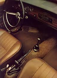 Karmann Ghia Interior Car Design Classic Brown Interiors Mick Ricereto Interior