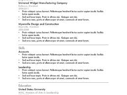 template of a resume resume template resume cv template exles resume template