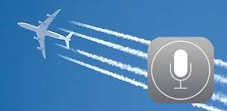 see what airplanes are flying overhead with siri u0026 iphone