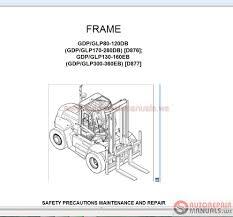 yale forklift wiring diagram kentoro com