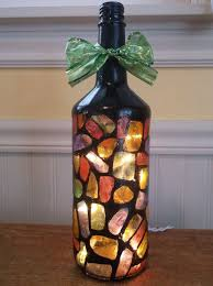 lights made out of wine bottles 25 diy bottle ls decor ideas that will add uniqueness to your home