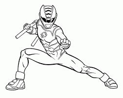 Power Rangers Jungle Fury Coloring Pages Many Interesting Cliparts Power Ranger Jungle Fury Coloring Pages